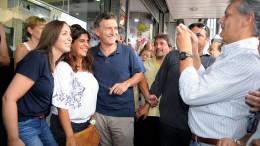 Macri, Vidal