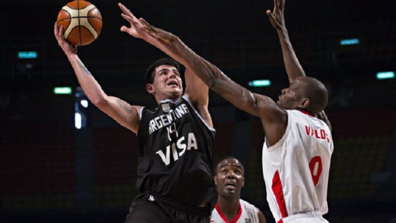 basquet argentina