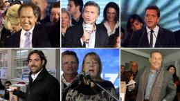 candidatos campaña