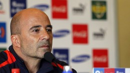 Conferencia Jorge Sampaoli